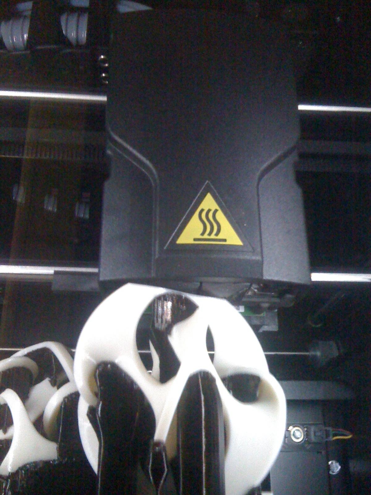 Stratasy printing
