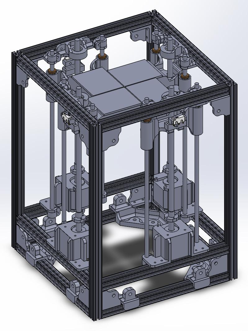 SmallBodelTableAssembly