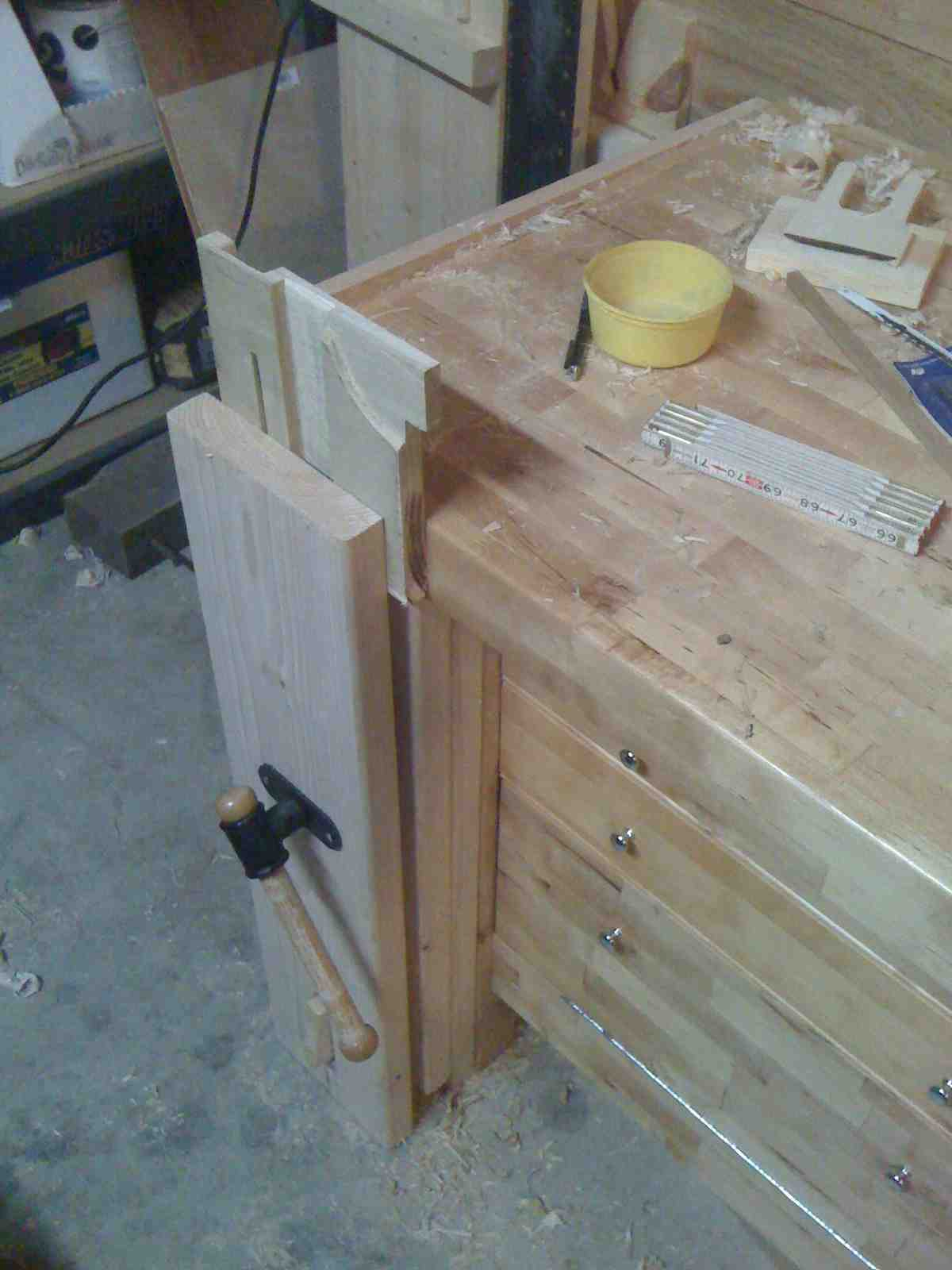 PDF DIY Woodworking Bench Leg Vise Download woodworking courses ...