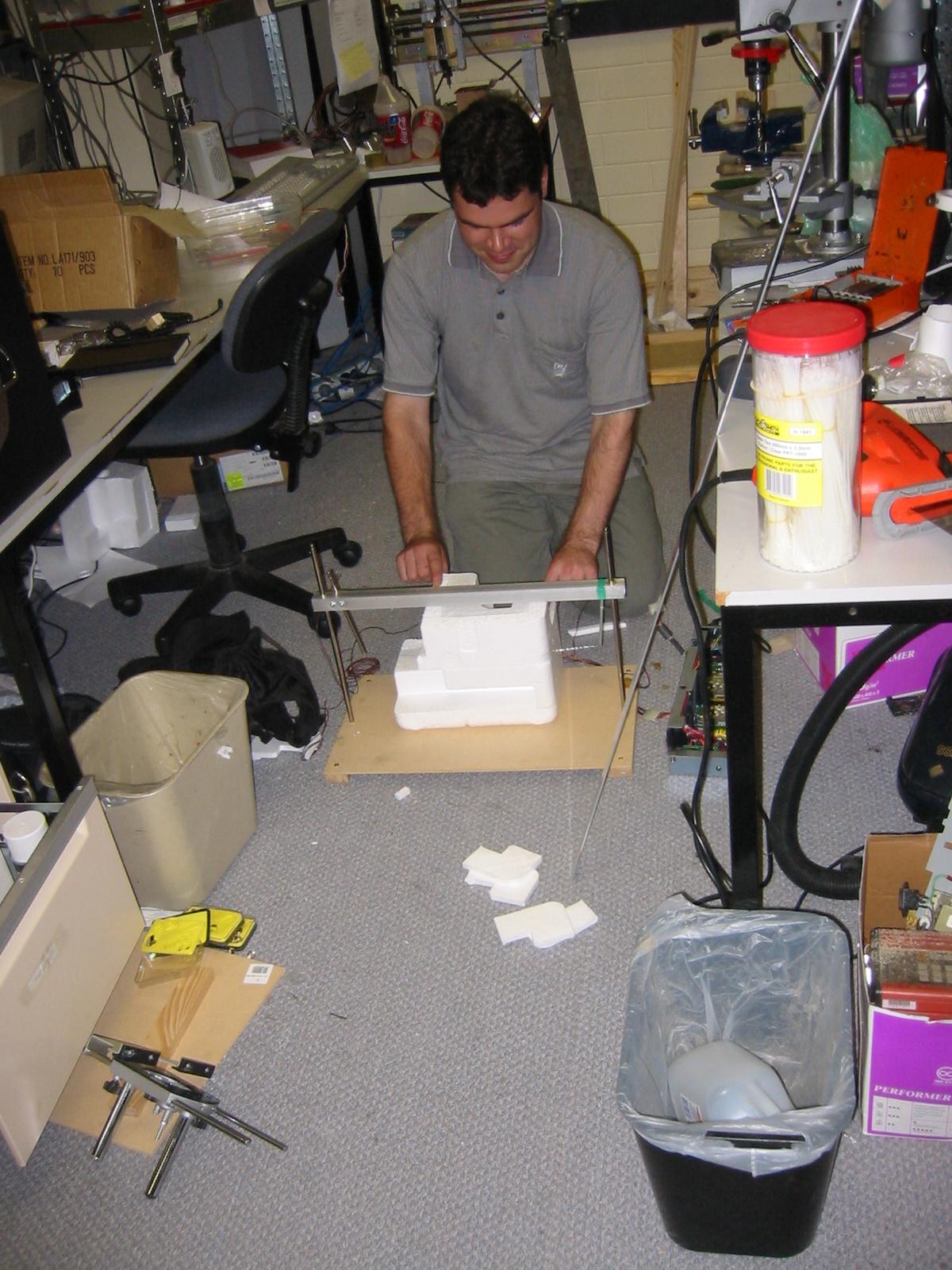 Building a Hot Wire Foam Cutter